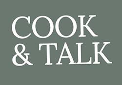 Cook & Talk bringer samtalen i højsædet under dit events, mens vi tryller i køkkenet.